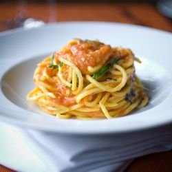The best spaghetti I've ever had...thank you Scott Conant