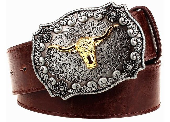 TYPES OF BELT BUCKLE   Types of belt buckles, Cowboy belt