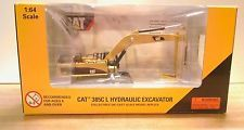 Norscot Caterpillar Cat 385C Hydraulic Excavators 1/64 Diecast Model 55203 NIB apply to finance www.bncfin.com/apply excavators for sale - excavator financing
