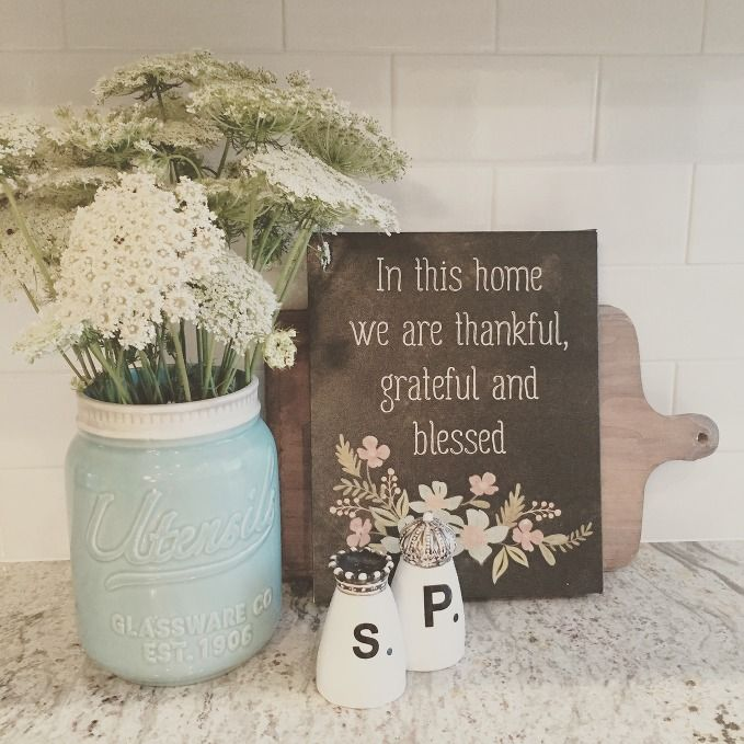 25 best ideas about white kitchen decor on pinterest decorating with wooden letters