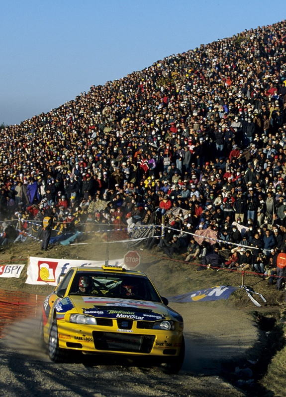 Rally in Fafe