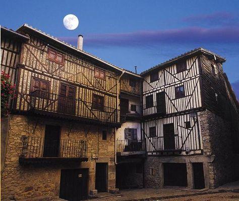 Mogarraz (Salamanca) // 12 pueblos de España y Portugal como sacados de un cuento.