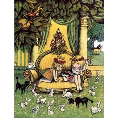 Most Beloved Sister - By Astrid Lindgren, Illustrations: Hans Arnold