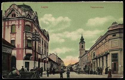 """Miskolc """"Pannonia"""" kávéház   Képeslapok   Hungaricana"""