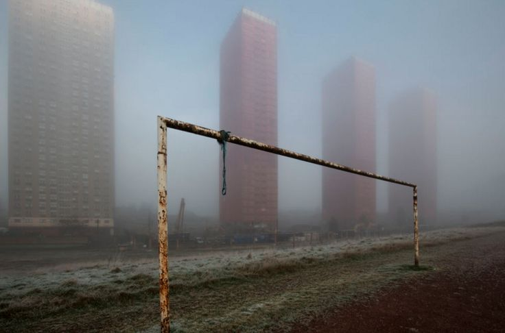 Photos of the Glasgow High-Rises That Are About to Disappear | VICE | United Kingdom
