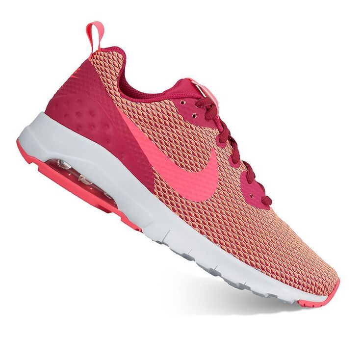 Nike Air Max Motion LW SE Women's Shoes, Dark Red