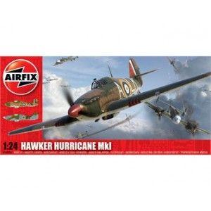 Airfix - Hawker Hurricane Mk1 - 1:24