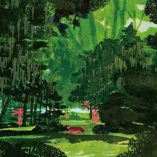 #illustration #painting #tatsurokiuchi #art #drawing #life #lifestyle #happy #japan #people #木内達朗 #イラスト #イラストレーション #あやかし