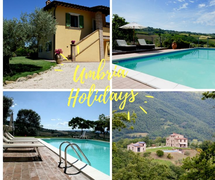 Holiday Rentals in Umbria Italy. For more information visit our website.
