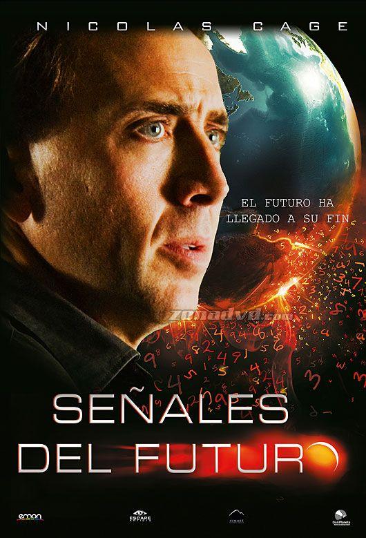 Nicolas Cage. Señales del Futuro DVDRip eMule