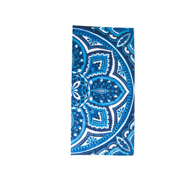 Medici 2 Person Beach Towel ($25) ❤ liked on Polyvore featuring home, bed & bath, bath, beach towels and oversized beach towels