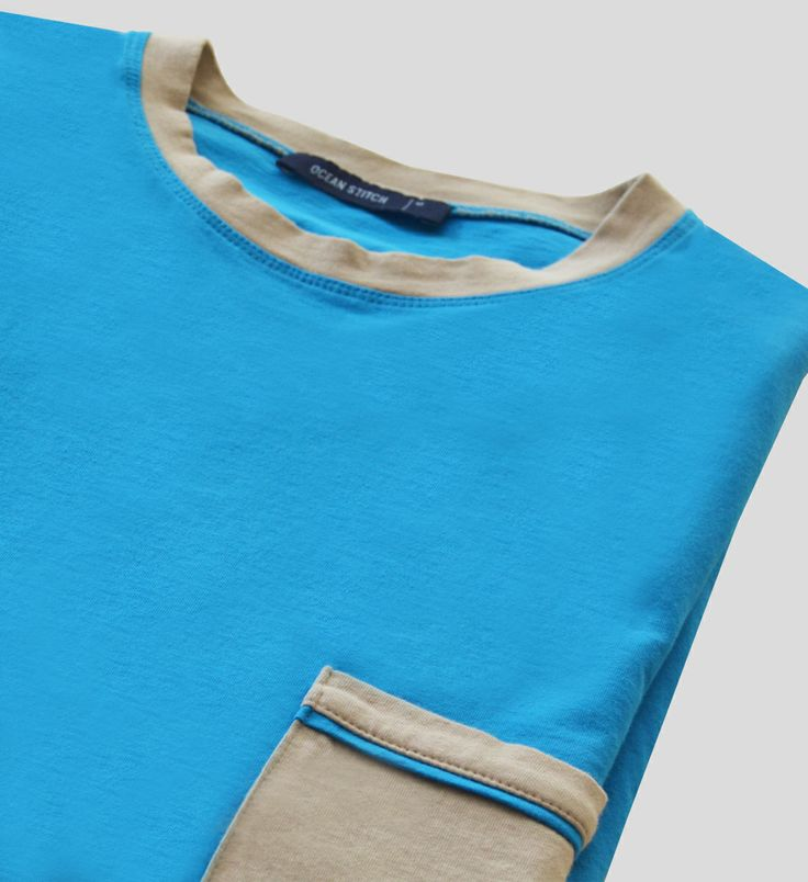 Summer short sleeve round neck tshirt made of 100 % Cotton. More details in: http://www.oceanstitch.pt/en/Products-Men/Supertubos-Tee