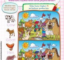 Mengenal Hewan Peternakan - Ebook Anak