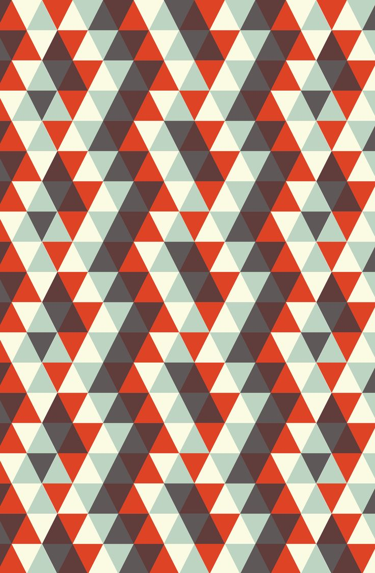 Geometric Triangle Stripe Captivate Geometric