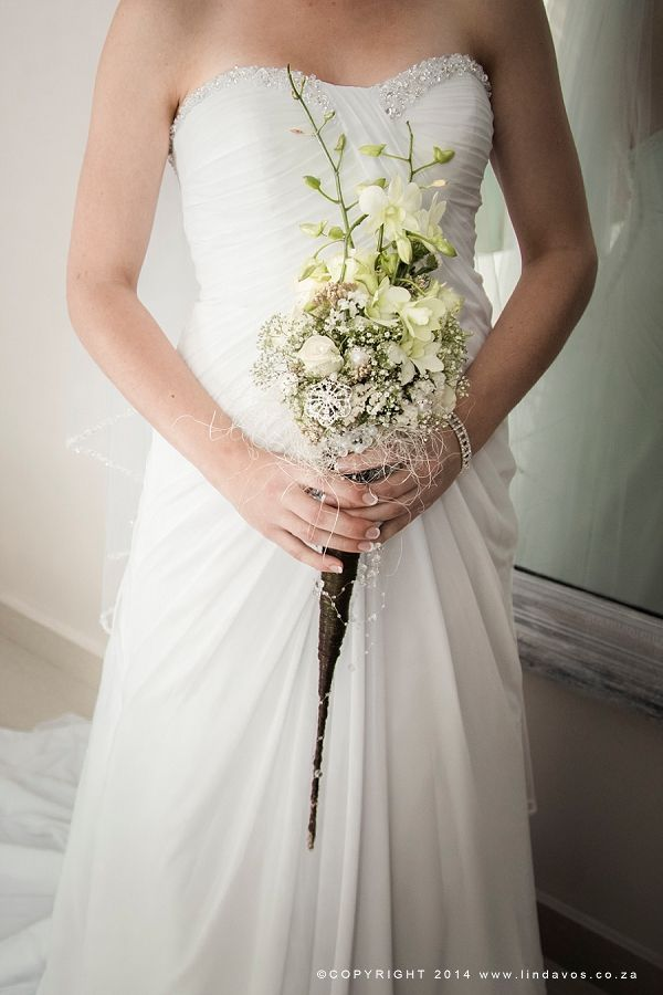 Earthy bouquet for magic forest themed bush wedding. www.lindavos.co.za