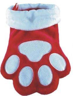 Personalized Dog Cat Christmas Stockings - Paw Stocking