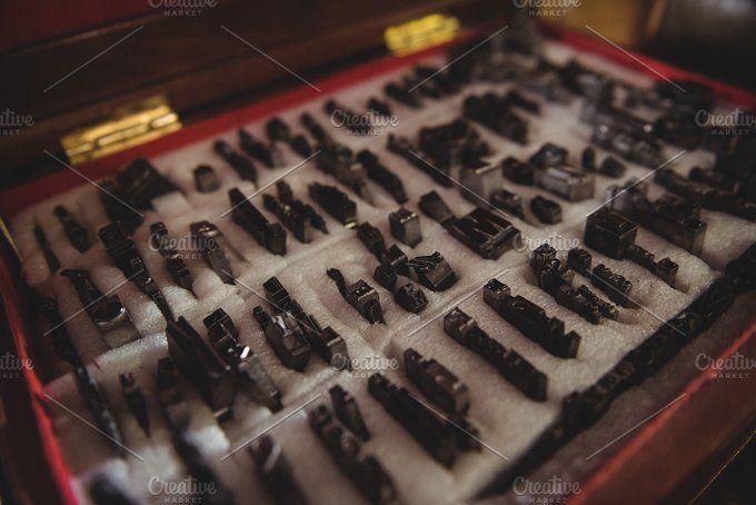 Various worktool in toolbox by WavebreakPremium on @creativemarket