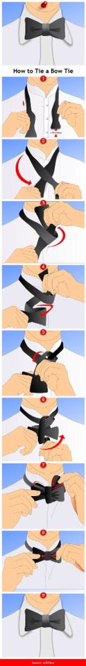 Wiki how to wear a bow-tie   #bow #tie #men #style #fashion #trend #affiliate