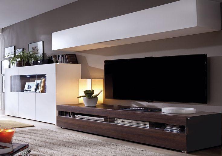 Salones modernos muebles boom 045 sal mod 25 for Decoracion hogar vigo