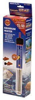 Penn Plax Cascade Preset Submersible Aquarium Heater, 75-Watt ** Click image to review more details.