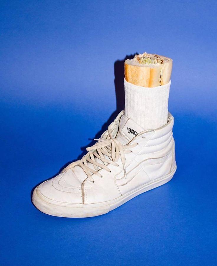 sneaker sandwich