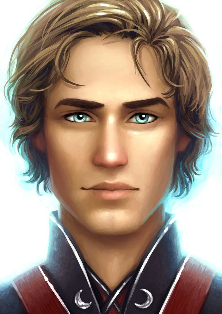 Jacin Clay fanart portrait, official image on the Wiki. --- The funny thing is, that there's a guy at my school called Jason and he looks like this Jacin as well!