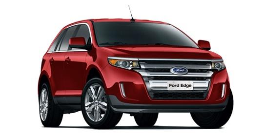 Ford Edge I Love U