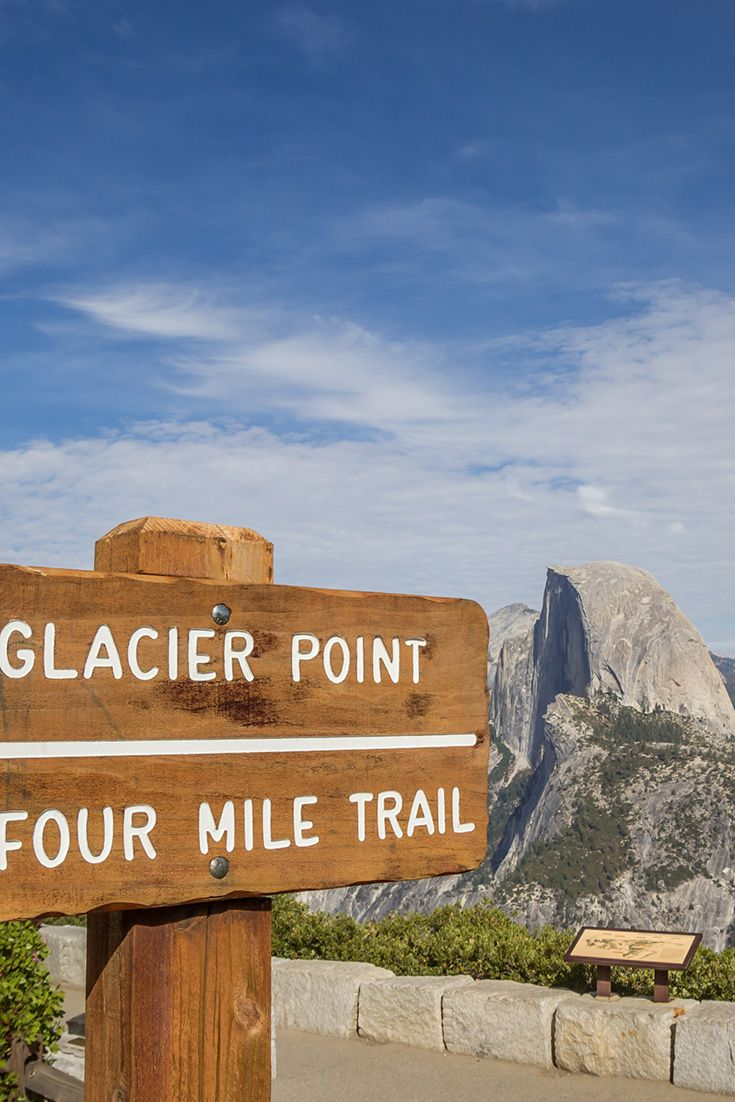 Learn more about hiking at Yosemite National Park #bucketlist #travel #findyourpark