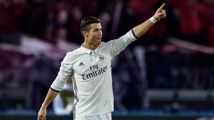 Ronaldo gewann mit Real Madrid vor eineinhalb Wochen die Klub-WM