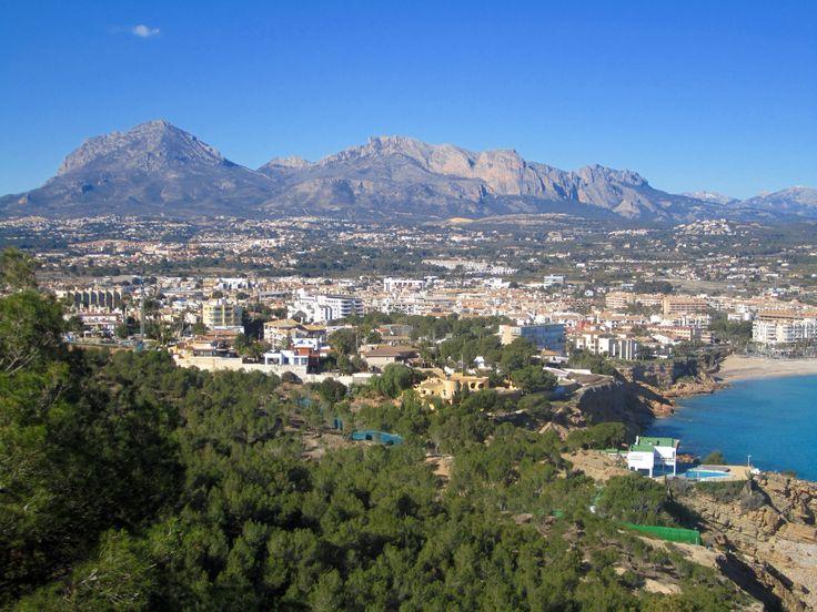 Albir view