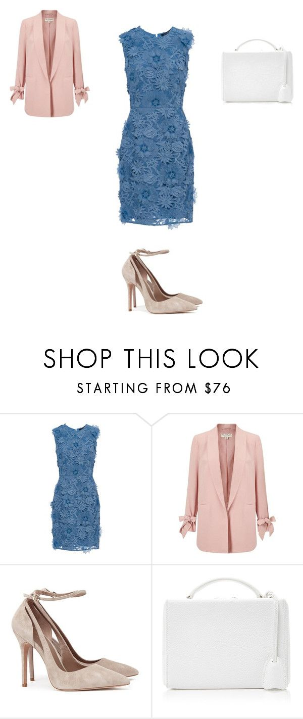 """""""Untitled #315"""" by tori-konkina on Polyvore featuring French Connection, Miss Selfridge and Mark Cross"""