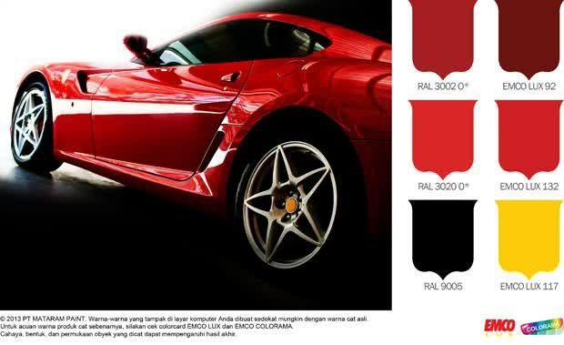 Detak Kecepatan si Merah! #BiasaJadiLuarBiasa http://matarampaint.com/detailNews.php?n=24