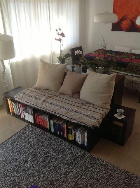 Pi di 25 fantastiche idee su divano da sala da pranzo su - Divano viola ikea ...