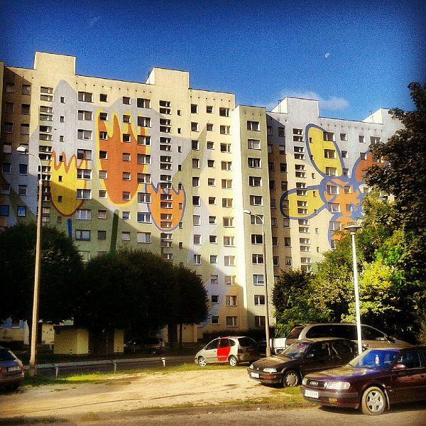 Bloki na Zaspie / Block of flats on Zaspa district | #zaspa #gdansk #blok
