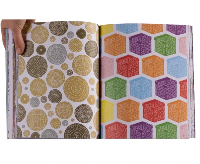 MIKE PERRY  | Over & Over: A Catalog of Hand-drawn Patterns