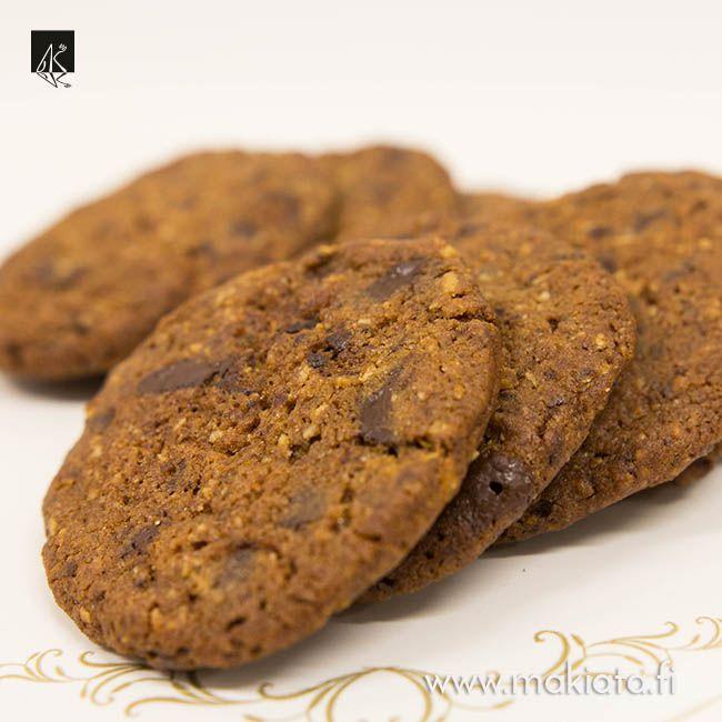 Suklaa-cookies