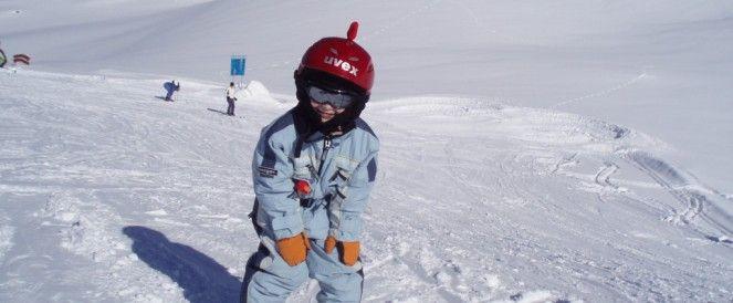 Italské Val di Fiemme v zimě