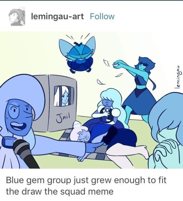 blue gems are best gems