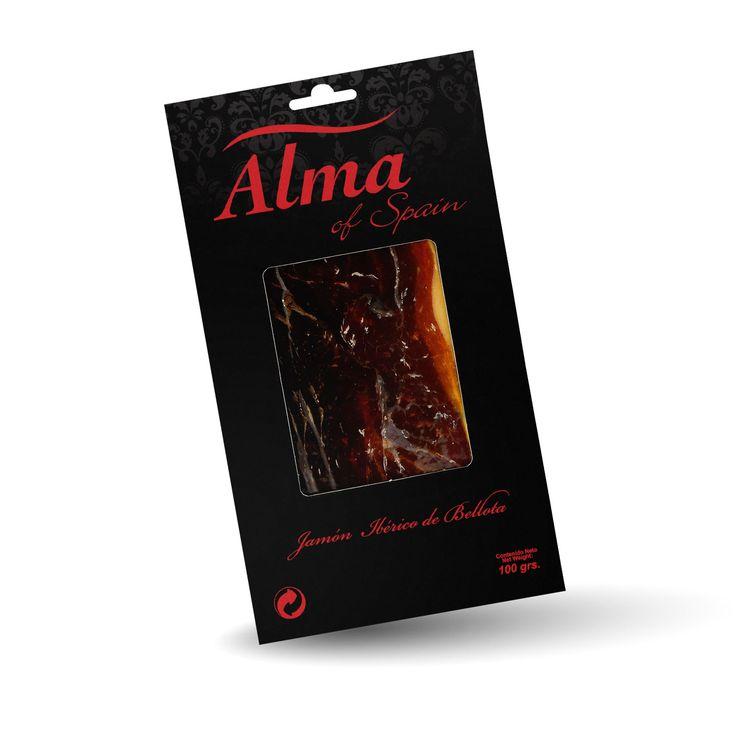 Comprar Jamón ibérico de bellota loncheado- Alma of Spain
