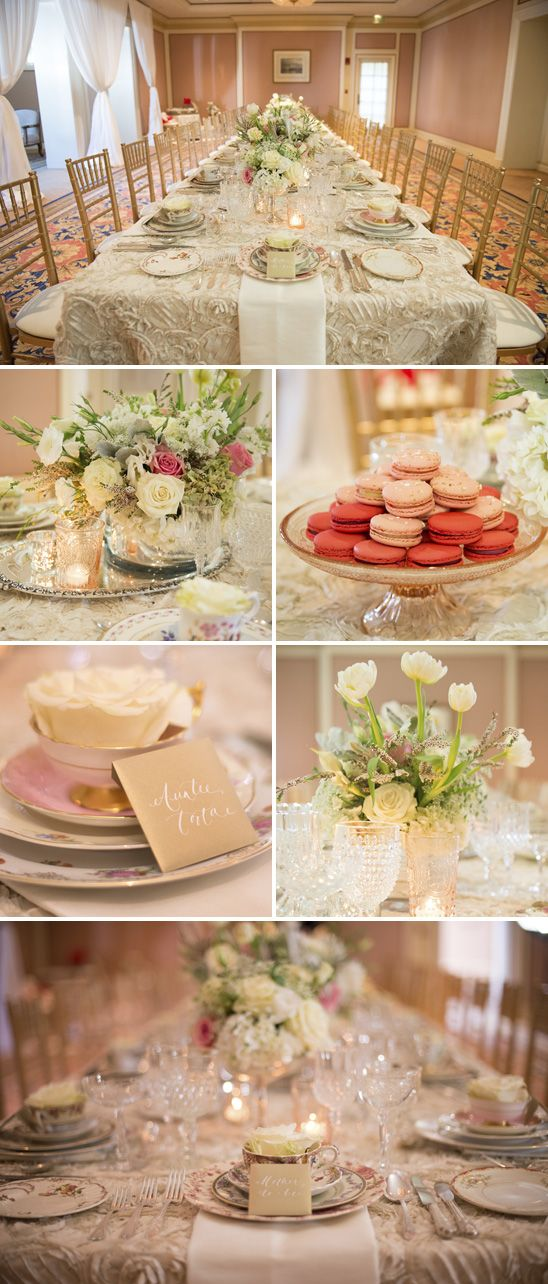country style wedding shower ideas%0A Elegant English Garden Themed Baby Shower