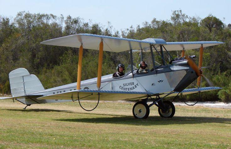 Australian designed aircraft
