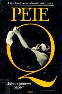 Pete Q | Kirjasampo.fi - kirjallisuuden verkkopalvelu