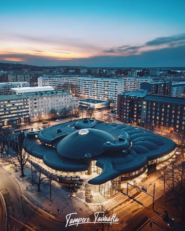 Kirjasto Tampere