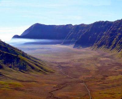 Mount Bromo Landscape