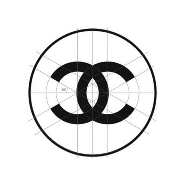 Chanel, Logo Architecture_ Coco Chanel (1925)