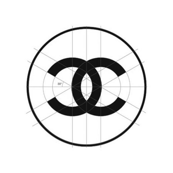 Chanel, Logo Architecture_ Coco Chanel (1925)