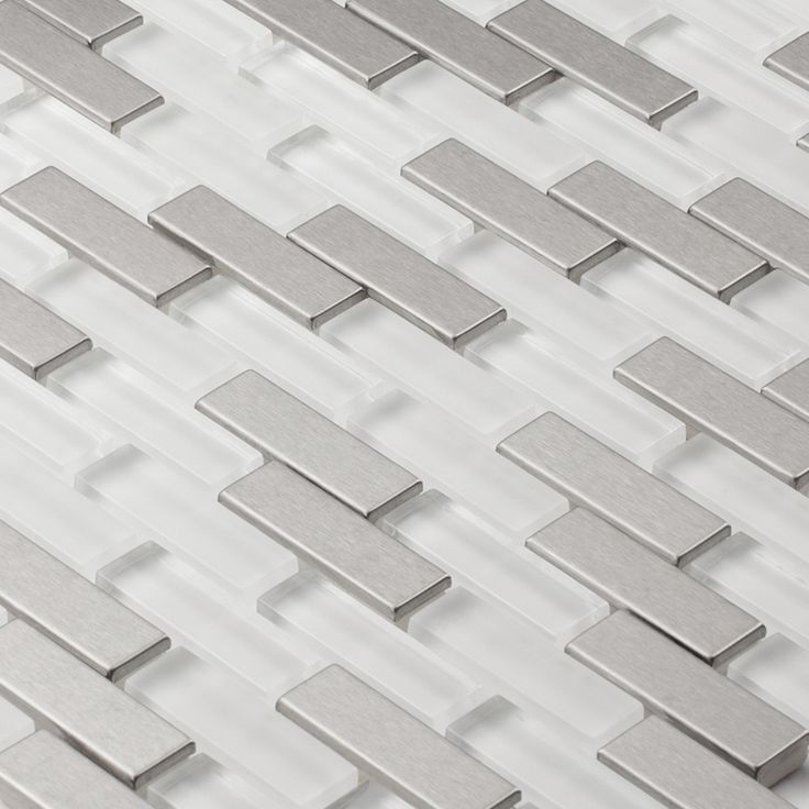 For A Bold And Fresh Look These Steel Ice Tile Sheets Are
