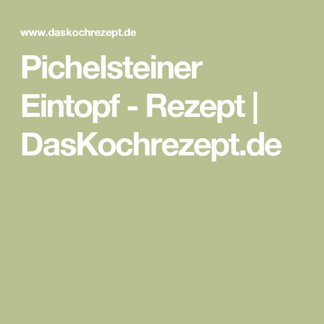 Cute Pichelsteiner Eintopf Pichelsteiner EintopfEintopf RezepteWohnen Und Garten HerzhaftSchlagworteQuicheFotosPhotos