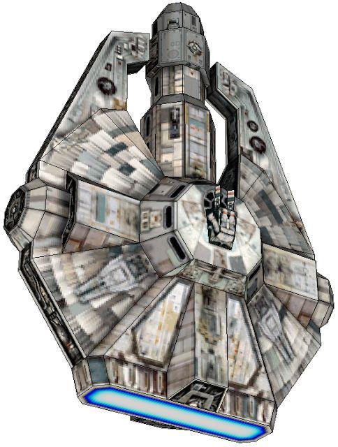 [star wars universe] YT-2000 light freighter
