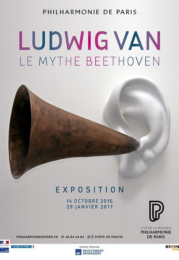 Le mythe Beethoven s'expose avec majesté à la Philharmonie de Paris